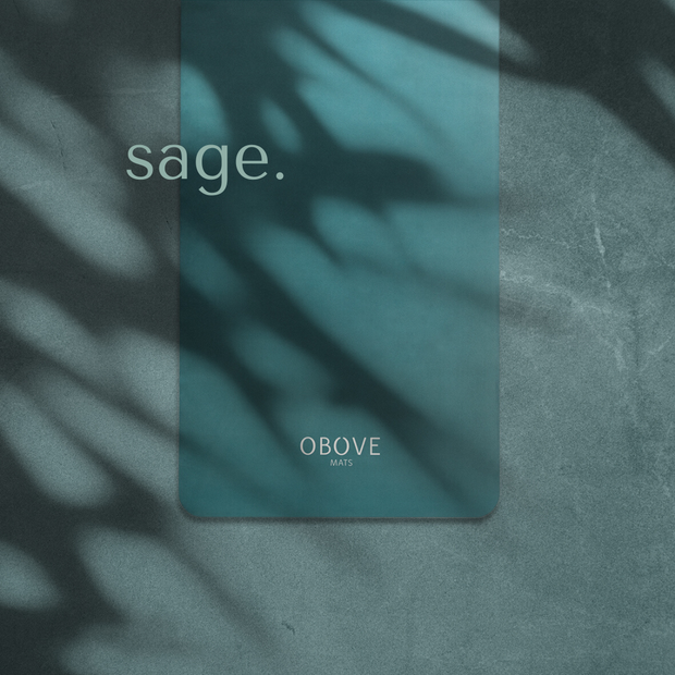 Cover Mat Sage - OBOVE
