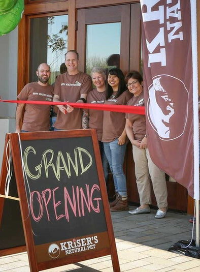 KRISER'S NOW OPEN IN BREA, CA!