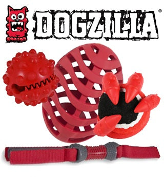 NEW THIS MONTH: DOGZILLA!