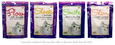 20% OFF IN CLOVER FELINE FUNCTIONAL REWARDS