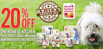 THE HONEST KITCHEN DOG AND CAT FOOD AND TREATS