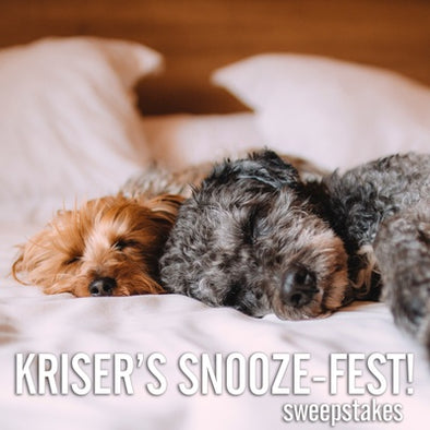 SHH!! IT'S TIME FOR KRISER'S SNOOZE-FEST!