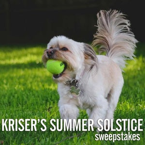 KRISER'S SUMMER SOLSTICE PHOTO SWEEPSTAKES!