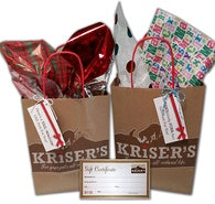 KRISER'S HOLIDAY GIFT GUIDE