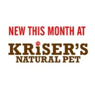 NEW AT KRISER'S IN SEPTEMBER!