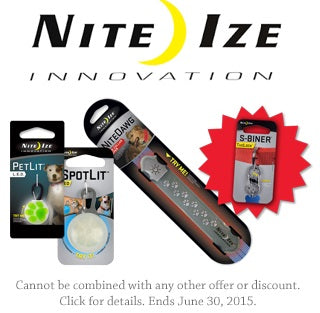 GET A FREE TAG LOCK FROM NITE IZE!