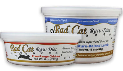WHY SERVE RAW TO CATS?