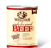 RECALL NOTICE: WELLNESS 95% BEEF TOPPER