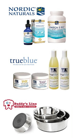 MEGA SAVINGS ON OMEGAS, TRUEBLUE, AND BUDDY'S LINE IN SEPTEMBER