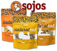 SOJOS SIMPLE INGREDIENT DOG AND CAT TREATS