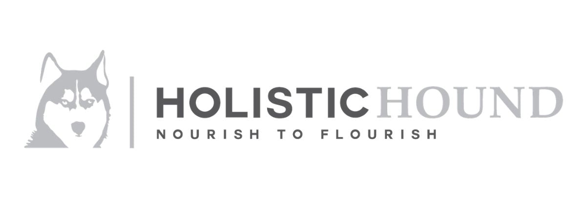 holistic hound product logo