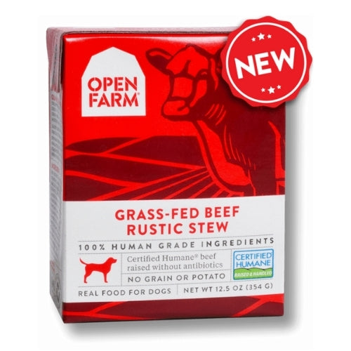 open farm product