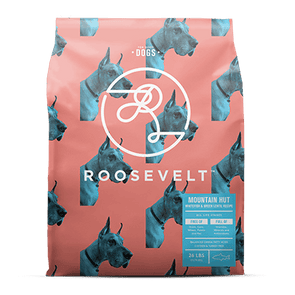 Roosevelt Mountain Hut Whitefish & Green Lentil Grain Free Recipe Dry Dog Food
