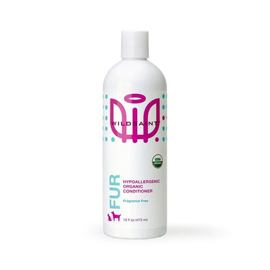 Wildsaint Hypoallergenic Fragrance Free Conditioner for Dogs and Cats