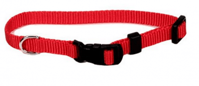 Coastal Pet Products Tuff Buckle Adjustable Nylon Large Dog Collar