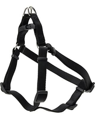 Coastal Pet Products Comfort Wrap Adjustable Black Harness