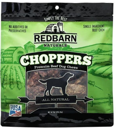 Redbarn Naturals Choppers Dog Treats