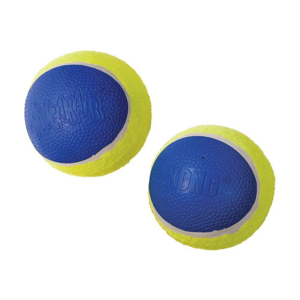 KONG Ultra Squeakair Ball Dog Toy