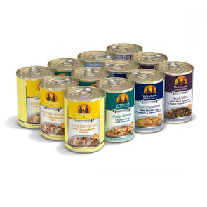 Weruva Classic Grain Free Baron's Batch Canned Dog Food Variety Pack