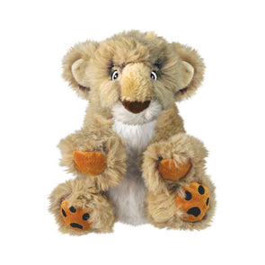 KONG Comfort Kiddos Lion Plush Dog Toy