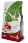 Farmina Prime N&D Natural and Delicious Grain Free Kitten Chicken & Pomegranate Dry Cat Food