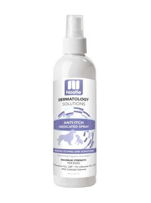 Nootie Dermatology Solutions Anti-Itch Medicated Spray For Dogs