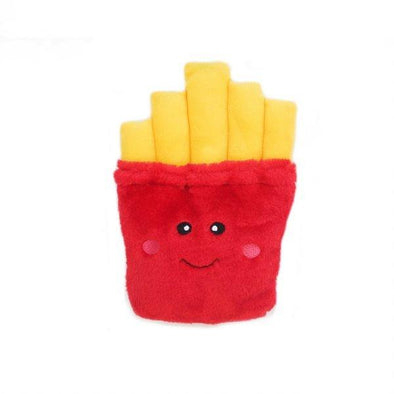 ZippyPaws NomNomz Plush Fries Dog Toy
