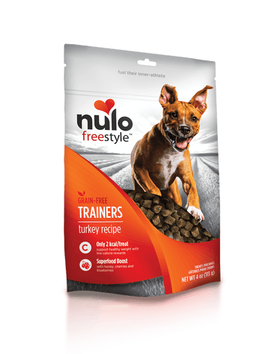 Nulo Freestyle Trainers Grain Free Turkey Dog Treats