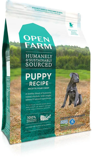 Open Farm Puppy Recipe Dry Dog Food