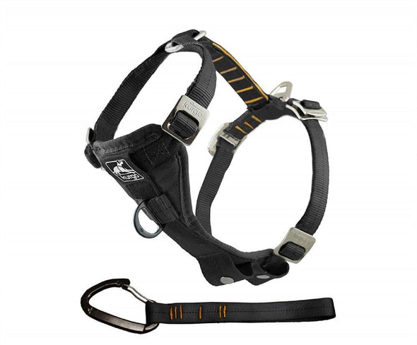 Kurgo Enhanced Strength Tru-Fit Smart Harness for Dogs