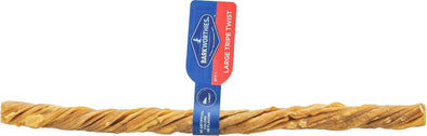 Barkworthies Dog Tripe Twist Dog Chew