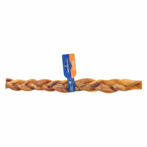 Barkworthies Braided Bully Stick