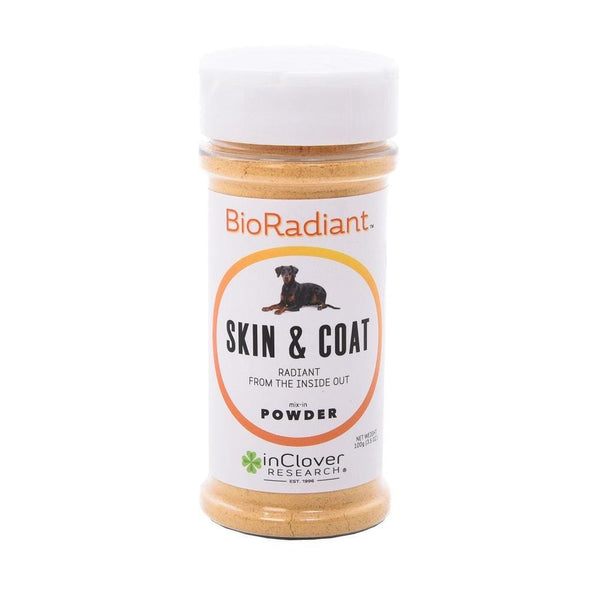 InClover BioRadiant Skin & Coat Powder Supplement for Dogs