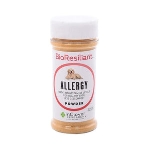InClover BioResiliant Allergy Powder Supplement for Dogs