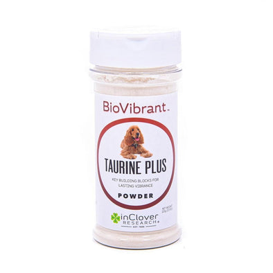 InClover BioVibrant Taurine Plus Powder Supplement for Dogs