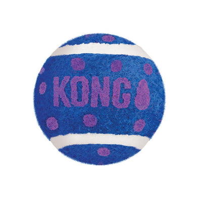 Kong Cat Active Tennis Balls w/Bells Cat Toy