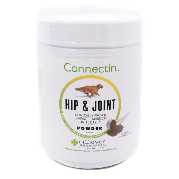 InClover Connectin Hip & Joint Powder Supplement for Dogs