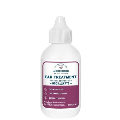 Wondercide Ear Treatment for Dogs and Cats