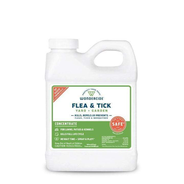 Wondercide Ready-toUse Flea and Tick Spray for Yard + Garden