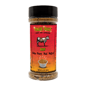 Wild Meadow Farms Magic Dust Beef Topper for Dogs and Cats