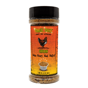 Wild Meadow Farms Magic Dust Chicken Topper for Dogs and Cats