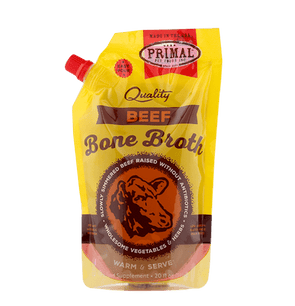Primal Beef Bone Broth for Pets