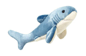 Fluff and Tuff Tank the Shark Plush Dog Toy
