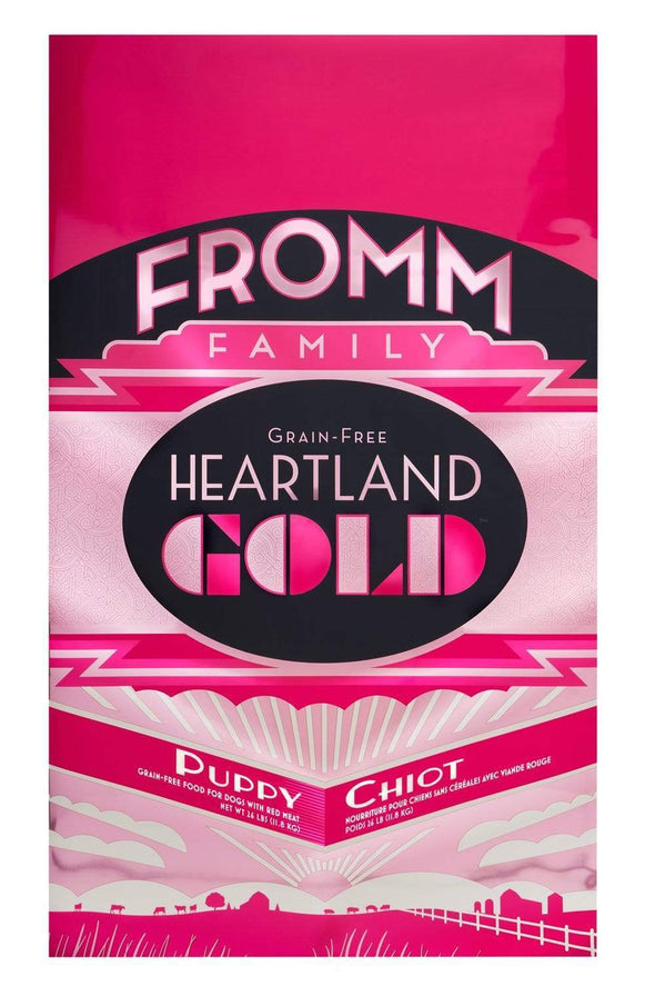 Fromm Heartland Gold Grain Free Puppy Dry Dog Food