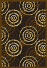 "Load image into Gallery viewer, ""Dottie "" Theme Theater Area Rugs and Carpet"