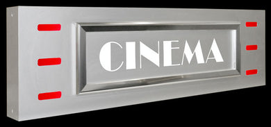 Contempo Cinema Sign