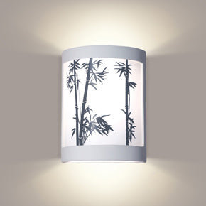 Wall sconce bamboo