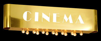 Royal Cinema Sign