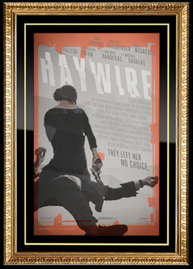 Artistic Movie Poster Frame