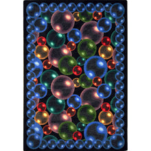 "Load image into Gallery viewer, ""Bubbles"" Theme Theater Area Rugs and Carpet"